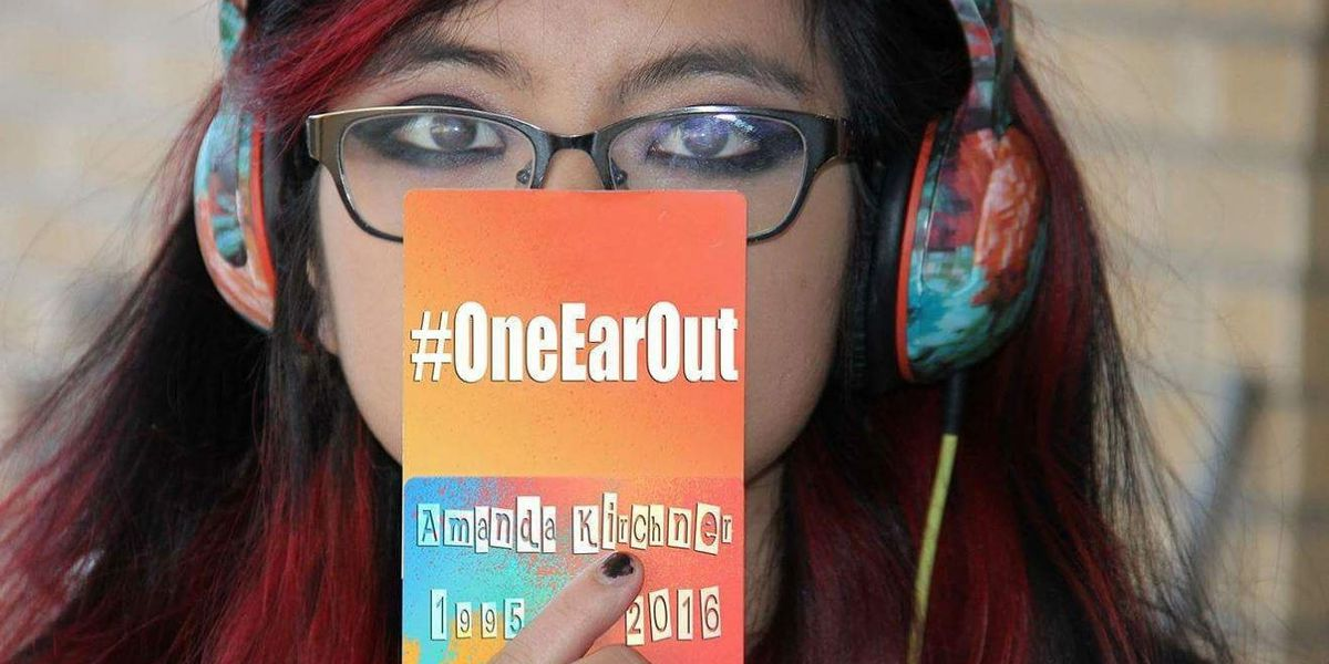 #OneEarOut aims to get people tuned into life