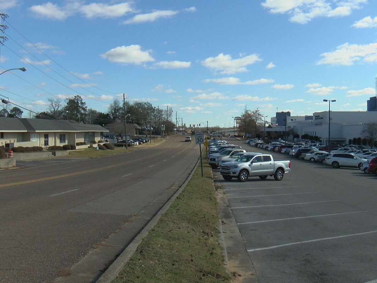 Jefferson Street in Laurel getting safety upgrades