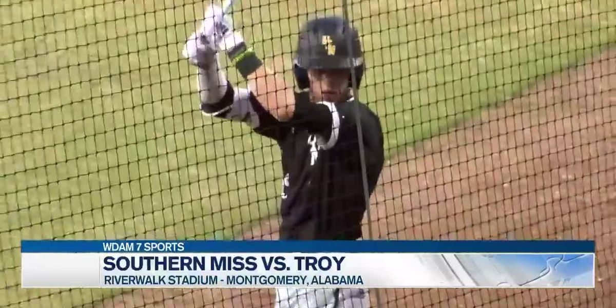 Reed Trimble's six RBIs fuels USM to comeback win