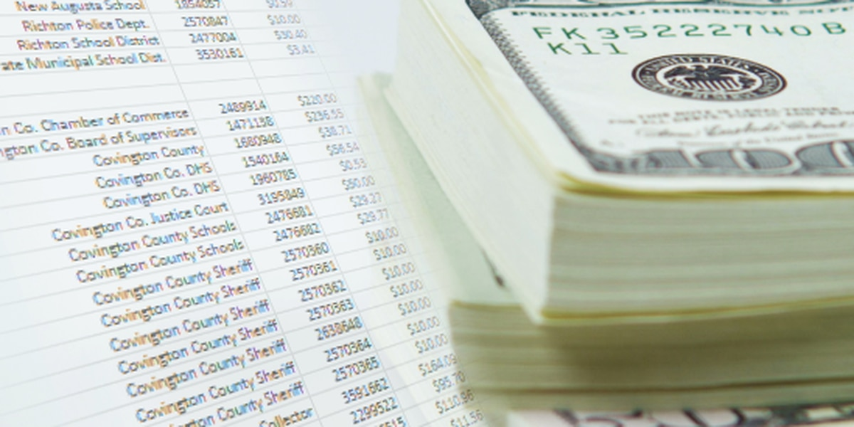 WDAM Investigates: Unclaimed cash in Pine Belt