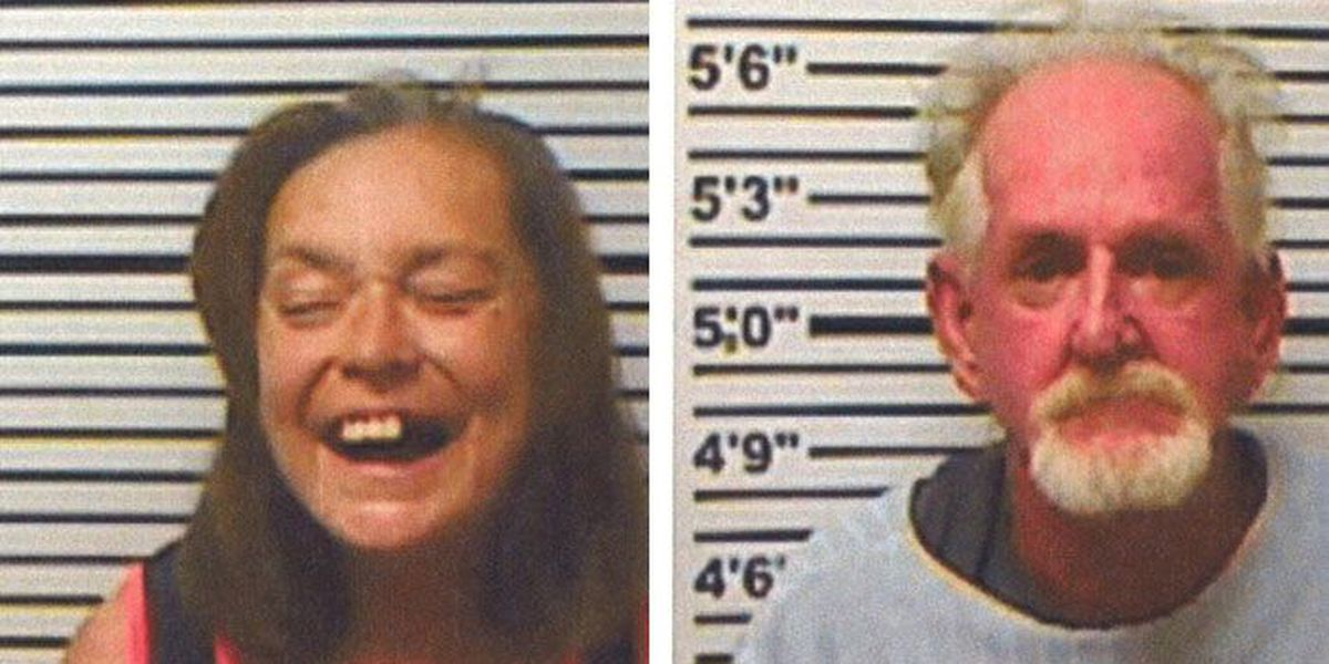 Laurel couple both charged with domestic aggravated assault