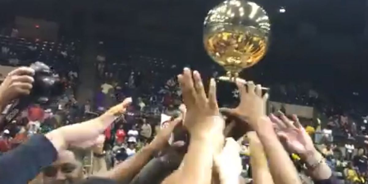 Hattiesburg Lady Tigers bring home first state title