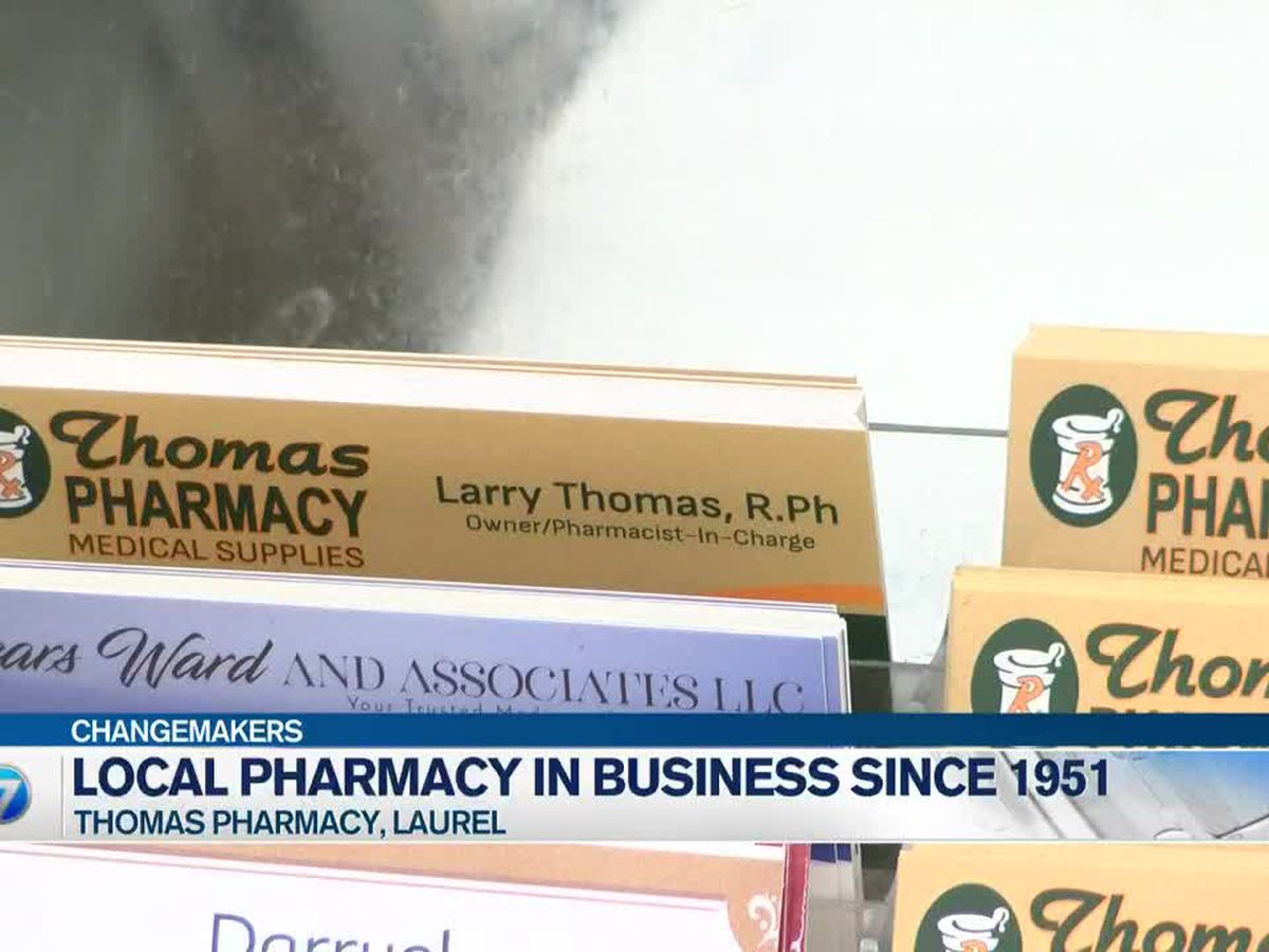 Changemakers: The story of Thomas Pharmacy in Laurel