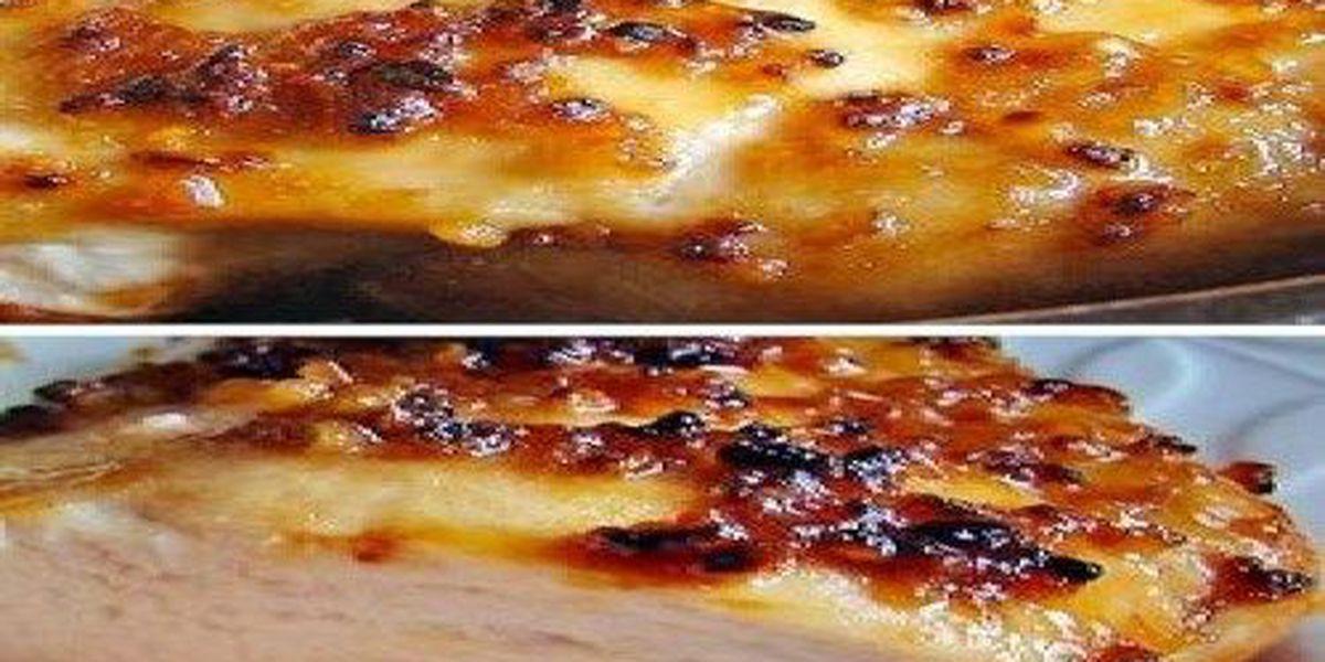 RECIPE: Baked garlic chicken with brown sugar