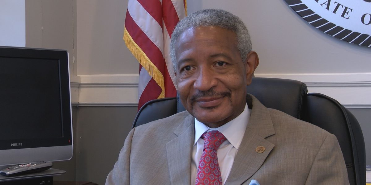 Laurel Mayor Johnny Magee seeking third term
