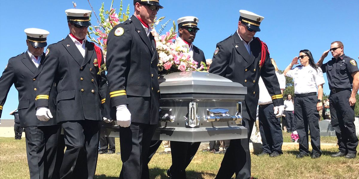 Fallen Sumrall firefighter laid to rest
