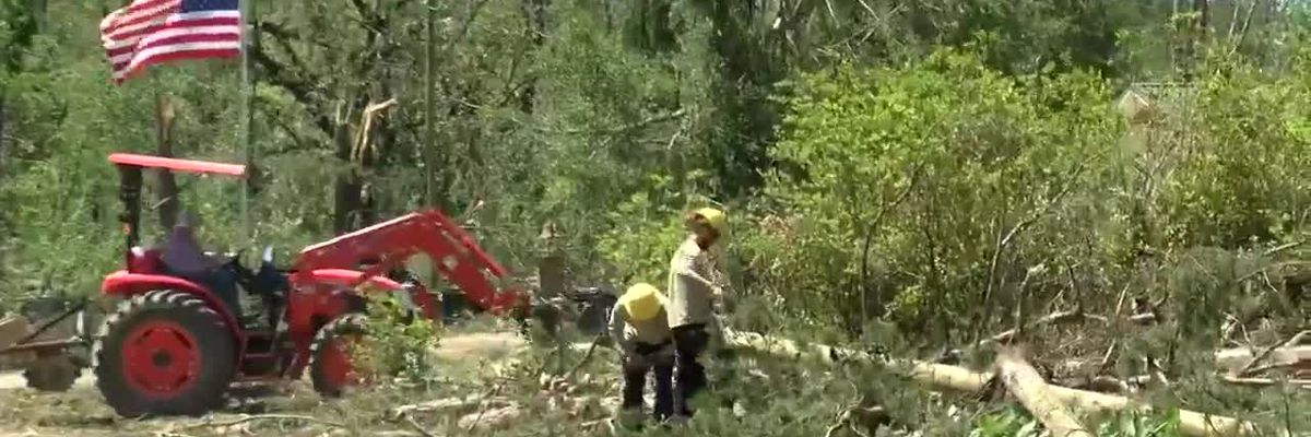 Southern Pine Electric working to restore power