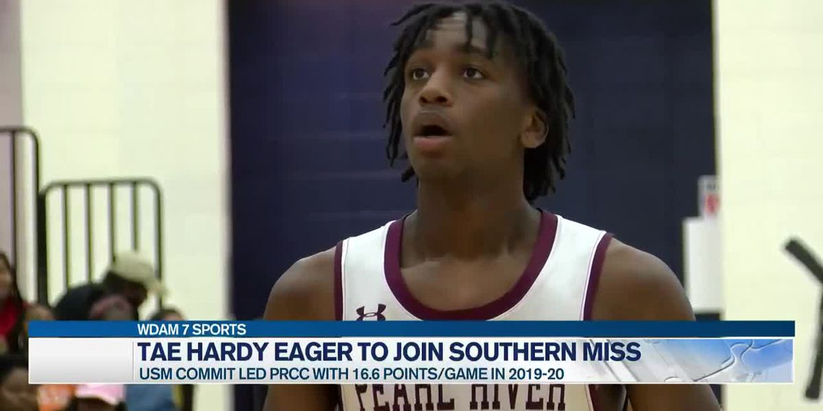 USM commit Tae Hardy eager for return to DI level