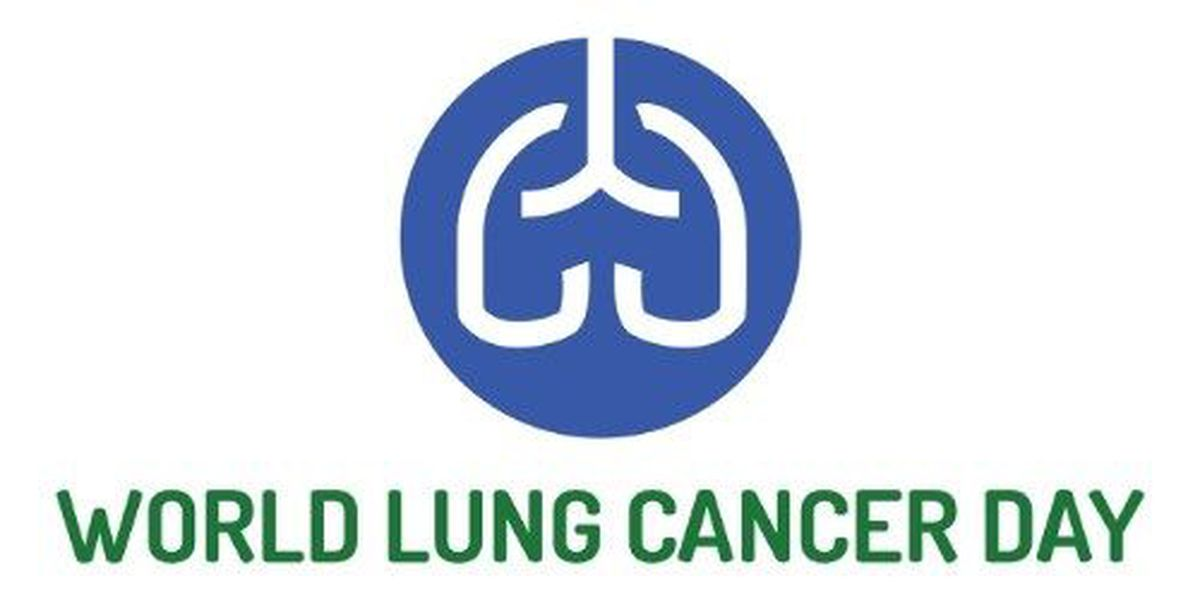 Countries unite for World Lung Cancer Day Saturday