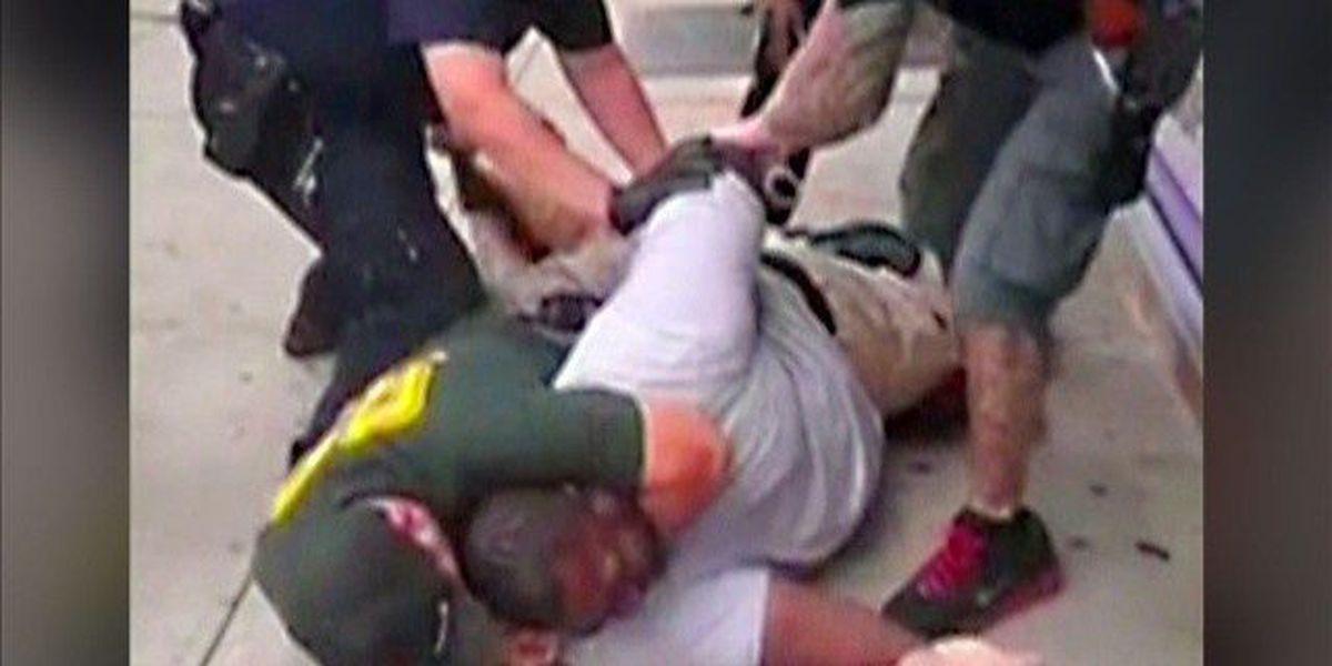 Jones County Sheriff's Department speak on chokeholds