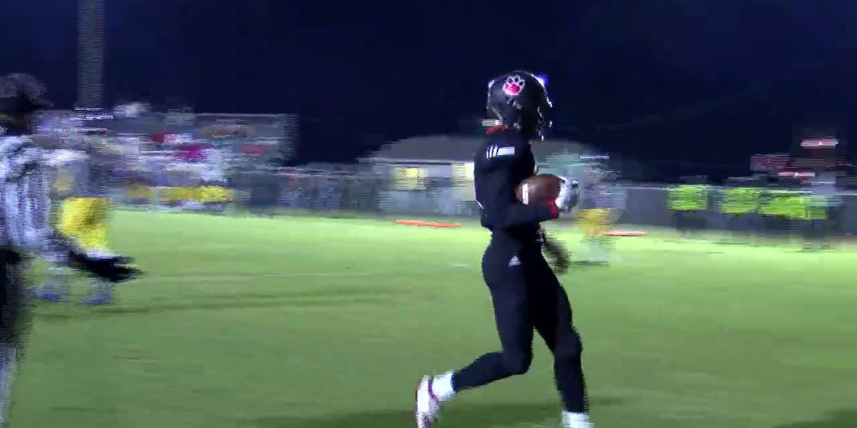 High School Highlights: Mount Olive at Lumberton