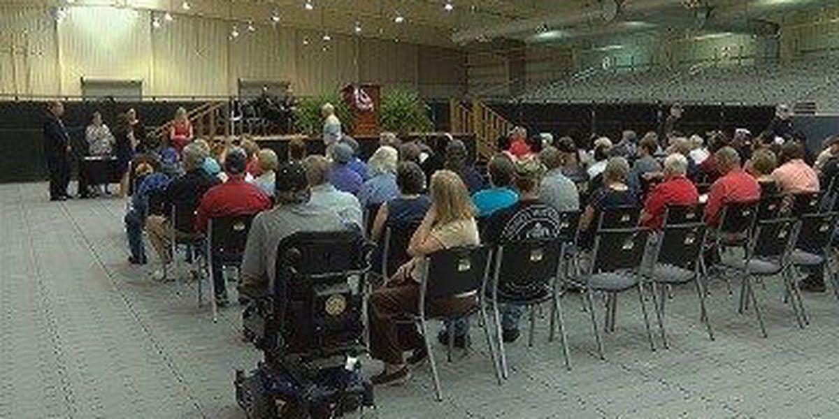 Jones County honors Vietnam War veterans