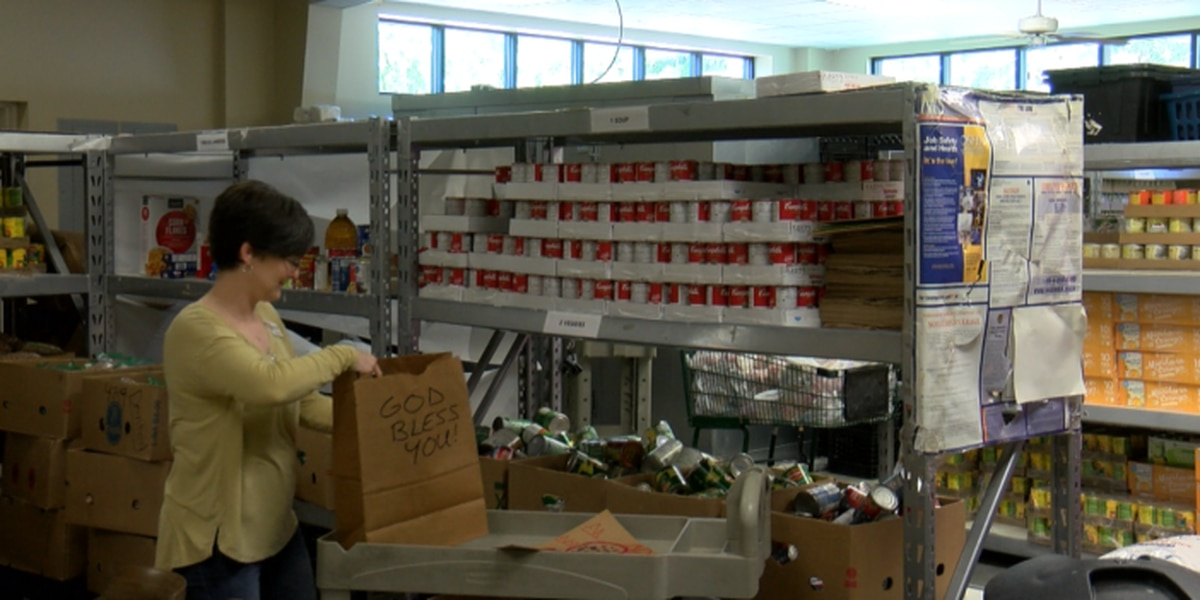 COVID-19 crisis increases demand at food pantry