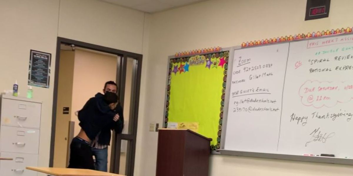 Substitute teacher accused of body-slamming Fla. high school student