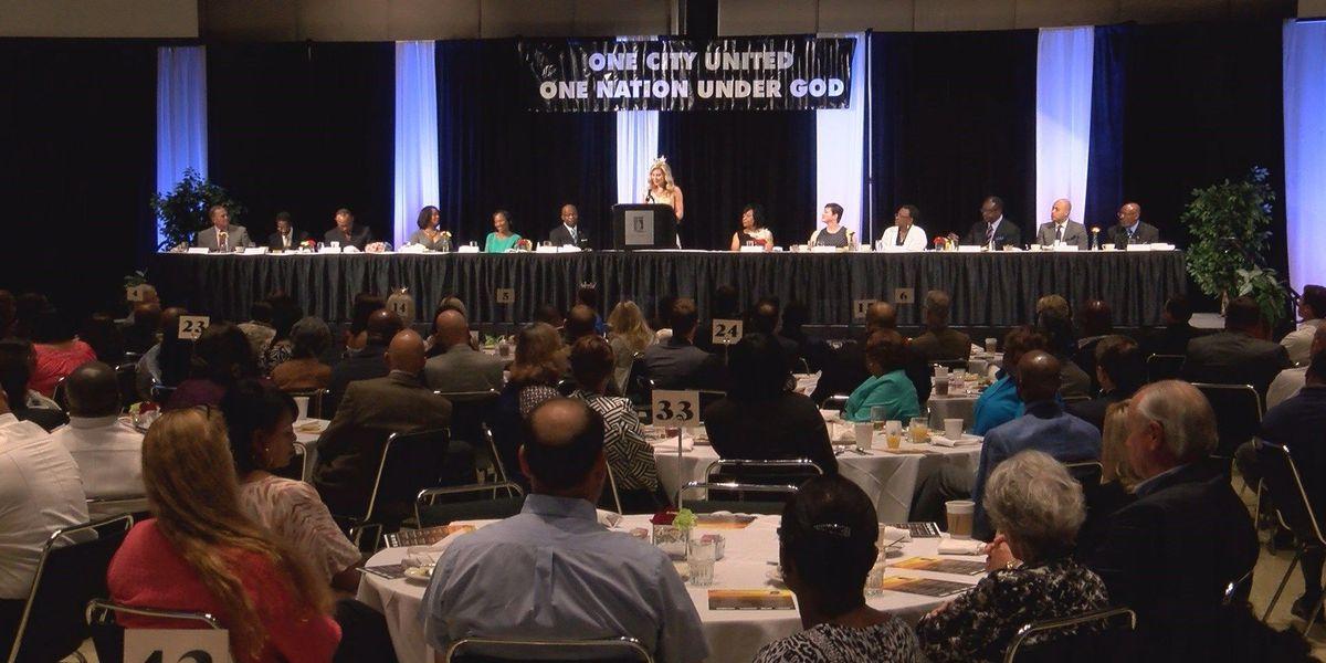 Hattiesburg mayor holds annual prayer breakfast