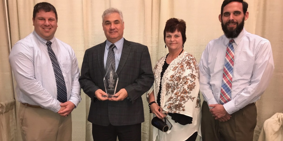 Richton Schools honored by MSBA as B District