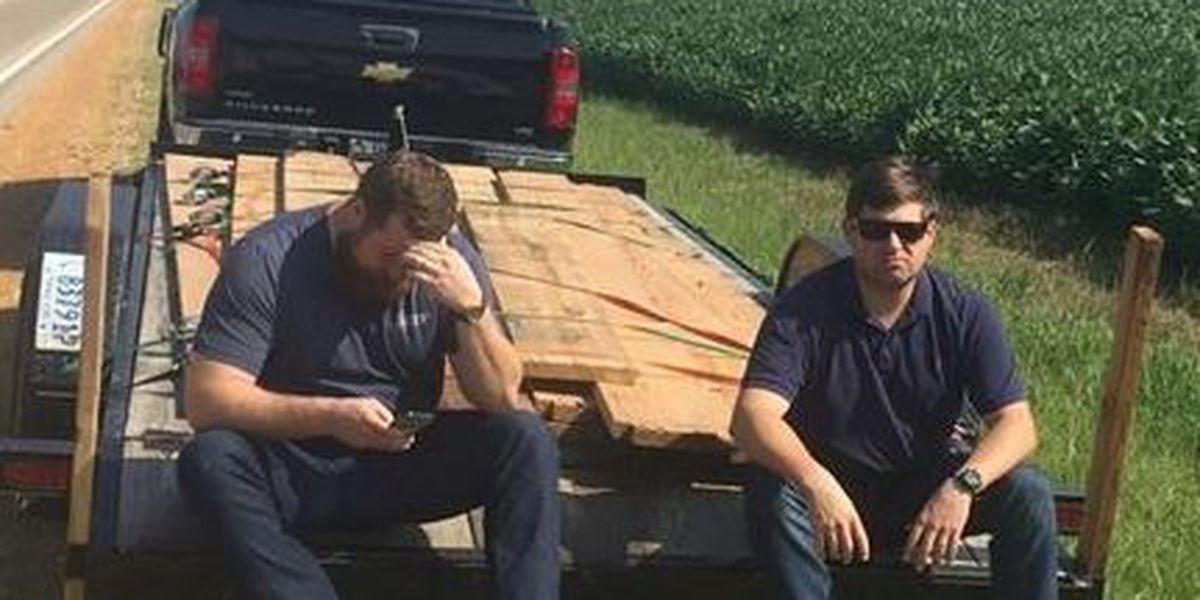 HGTV star's trailer stolen in Laurel
