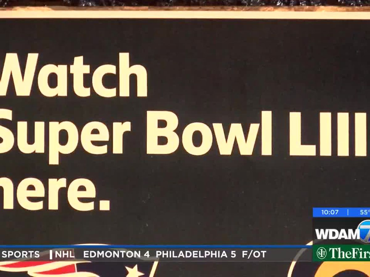 Pine Belt businesses gear up for Super Bowl Sunday