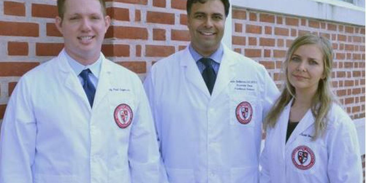 WCU medical professor and students receive international recognition