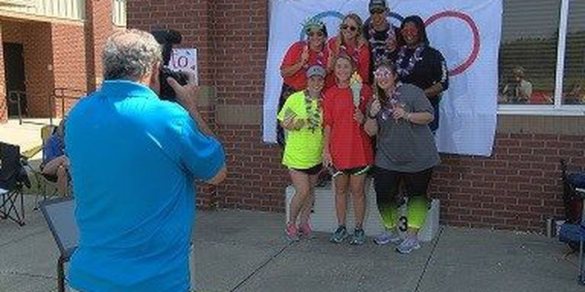 Special Olympics Fall Games held in Oak Grove