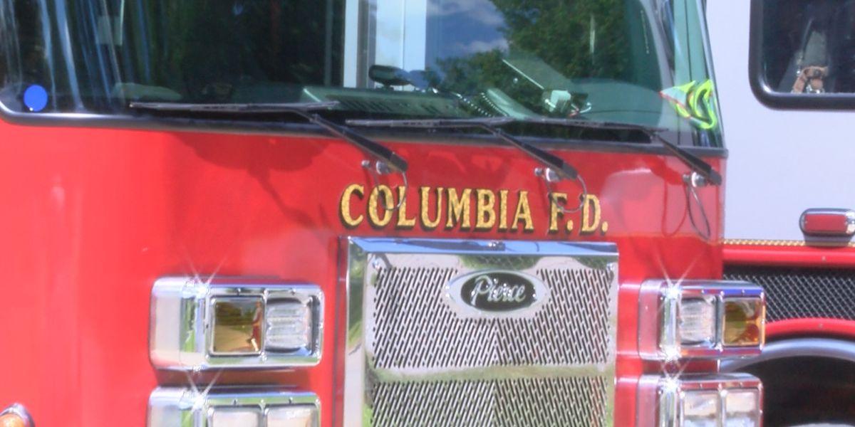 Columbia Fire Department receives $40K FEMA grant