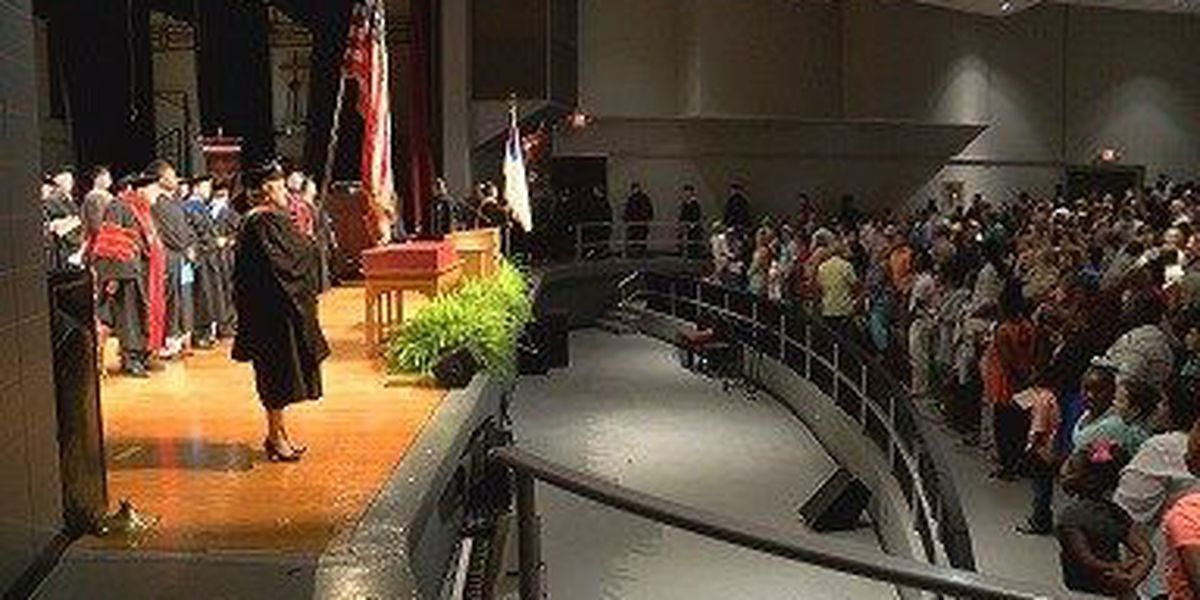 430 students graduate during August commencements at WCU