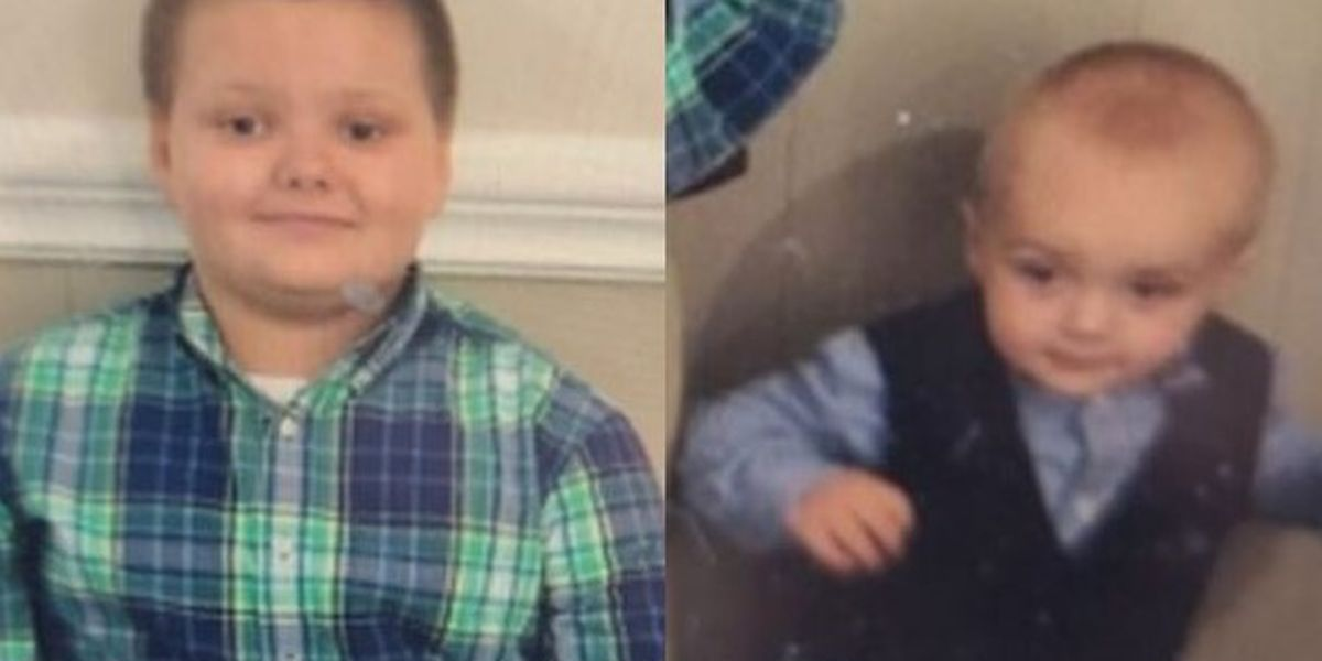 Federal charges filed against mother accused of kidnapping two boys