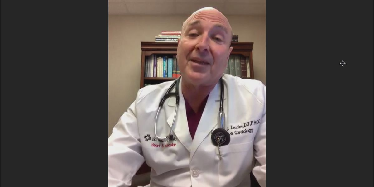 Pine Belt doctor spent time caring for ICU patients in NYC during COVID-19's infancy