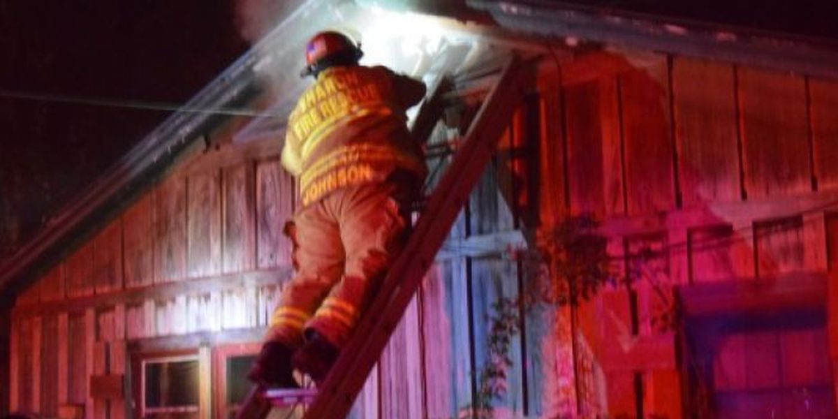 Third house fire in a week occurs in Jones Co.