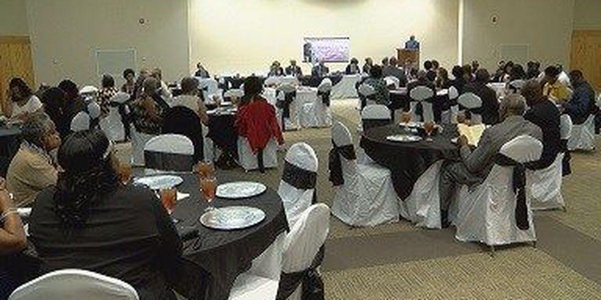 Annual banquet honoring MLK held in Laurel Saturday night
