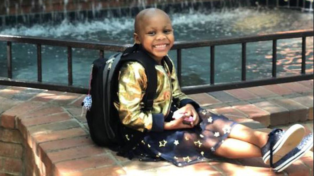 Girl's last chemo treatment to fall on 6th birthday