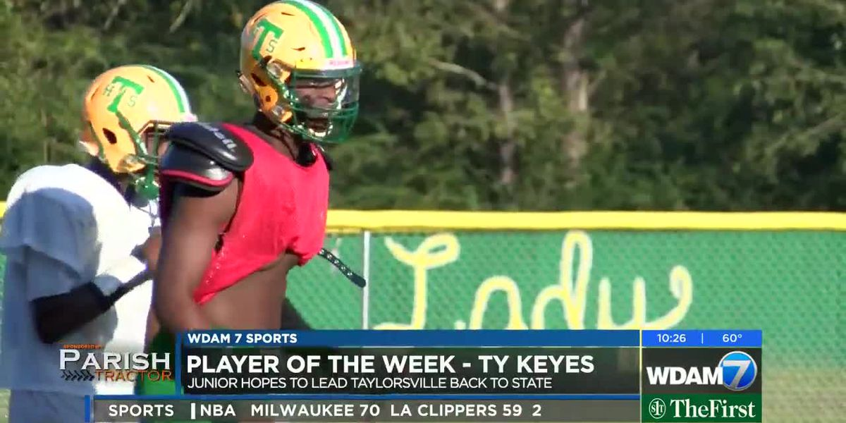 Player of the Week - Taylorsville's Ty Keyes