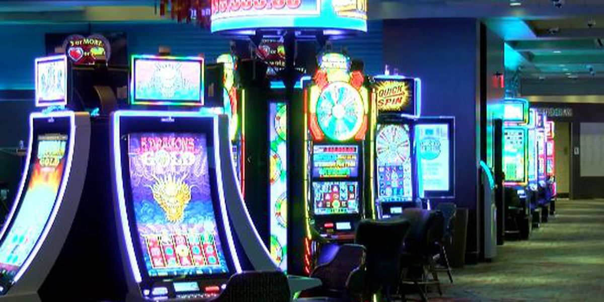Casinos back open after Hurricane Sally closure
