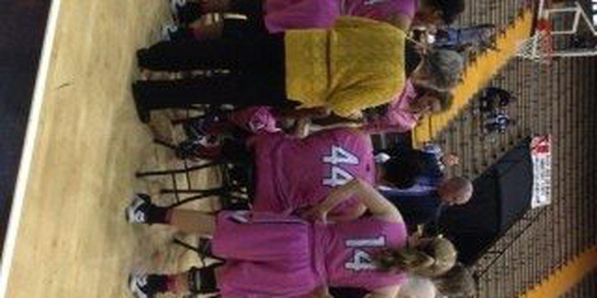 Lady Eagle Basketball Knocks Off Rice 68-62