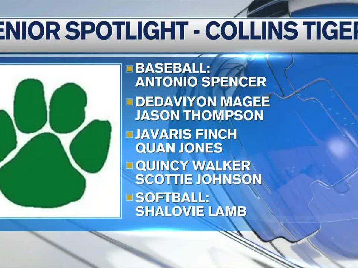 Senior Spotlight - Collins Tigers