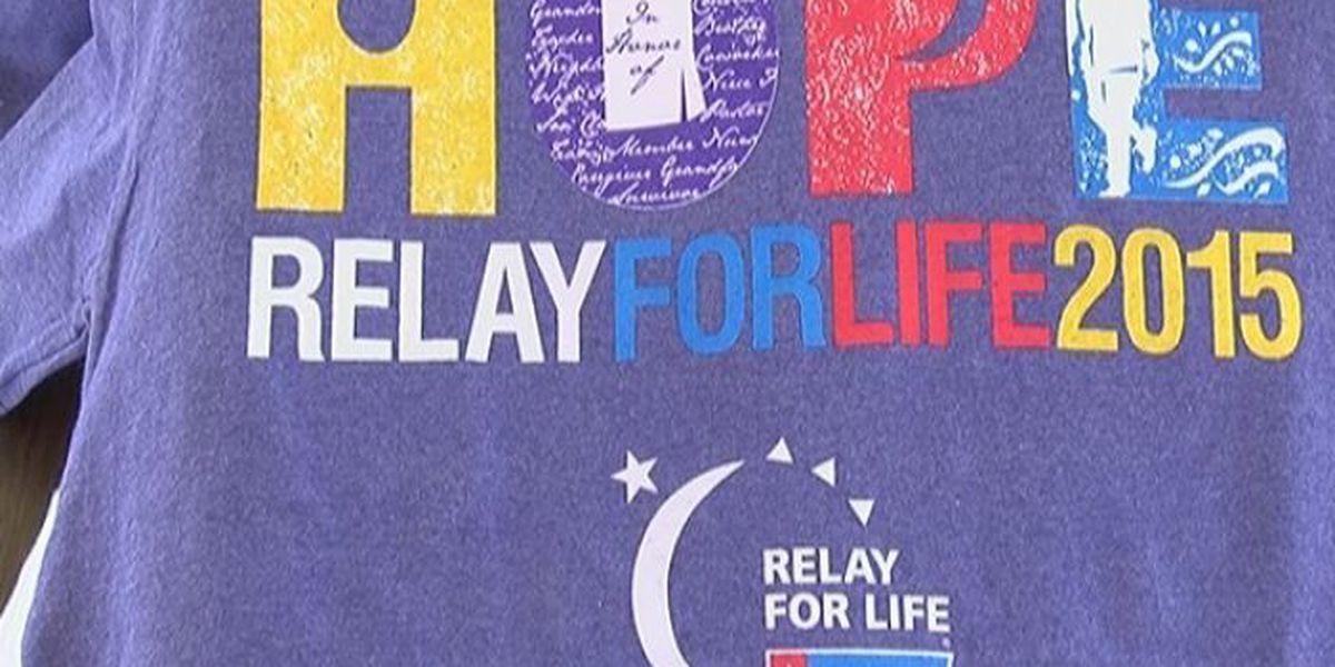 Petal kicks off Relay for Life