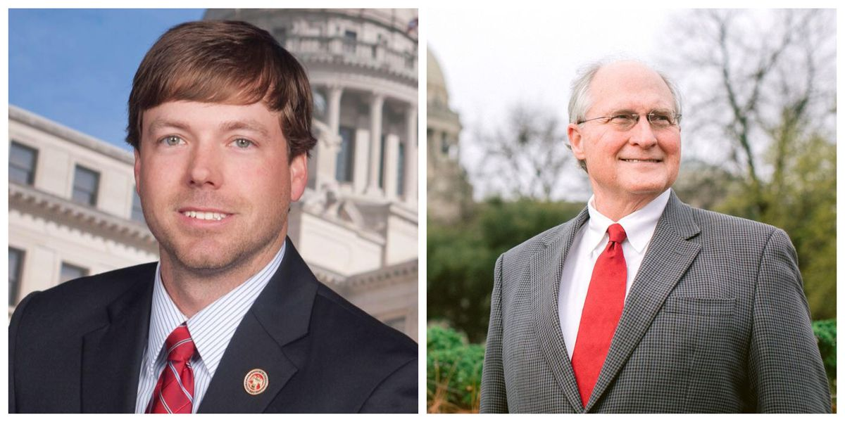 Robert Foster endorses Bill Waller ahead of primary runoff for Mississippi Governor