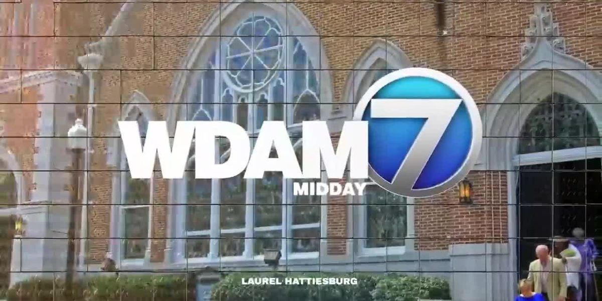 WDAM 7 Headlines at Midday 10/31