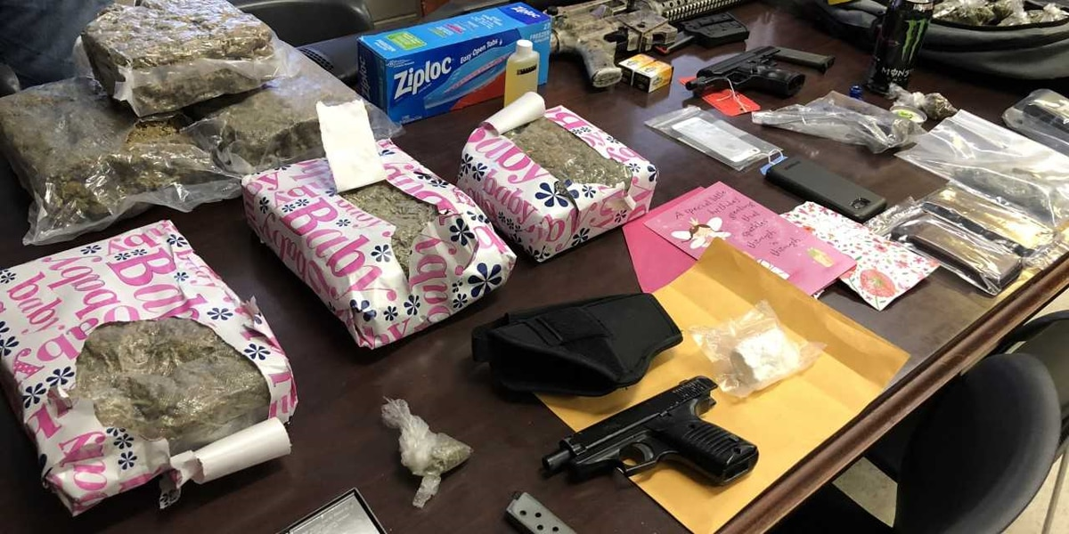 Jones County drug bust leads to another drug bust