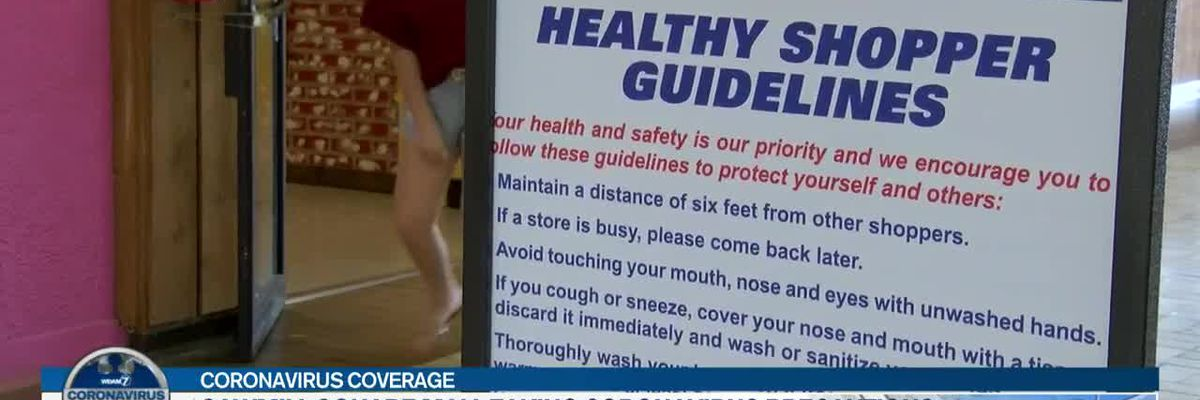 Sawmill Square Mall taking precautions to keep customers safe from COVID-19