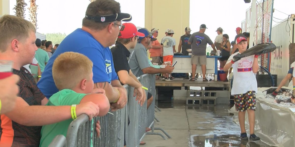 73rd annual Mississippi Deep Sea Fishing Rodeo canceled