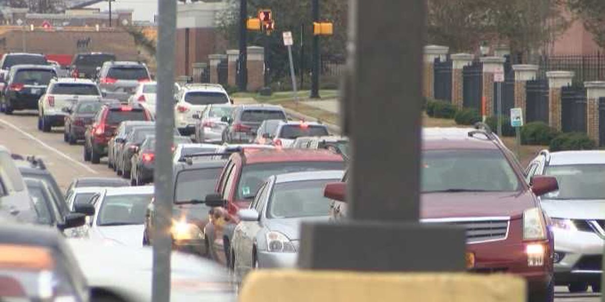 Law enforcement out in full force during holiday season