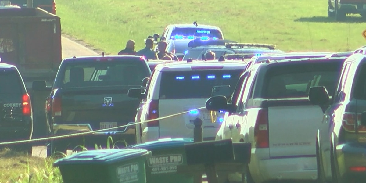 Alleged shooter of Madison County Deputy used fully automatic military weapon