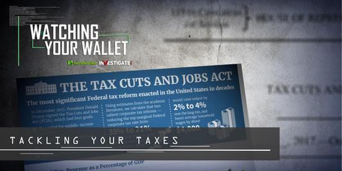 Watching Your Wallet: Tackling Your Taxes
