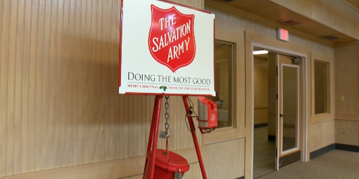 Salvation Army optimistic about 2019