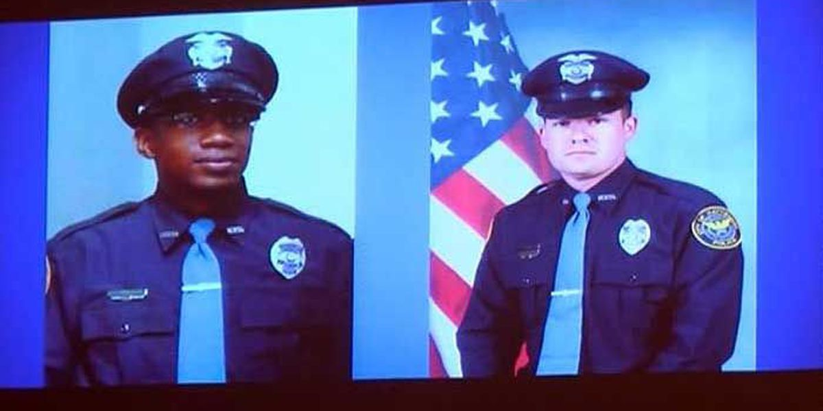 Funds opened in honor of fallen officers
