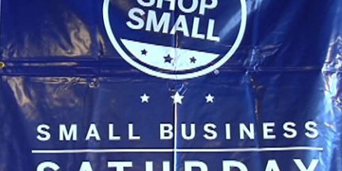 Avoid large crowds by supporting Shop Small Saturday
