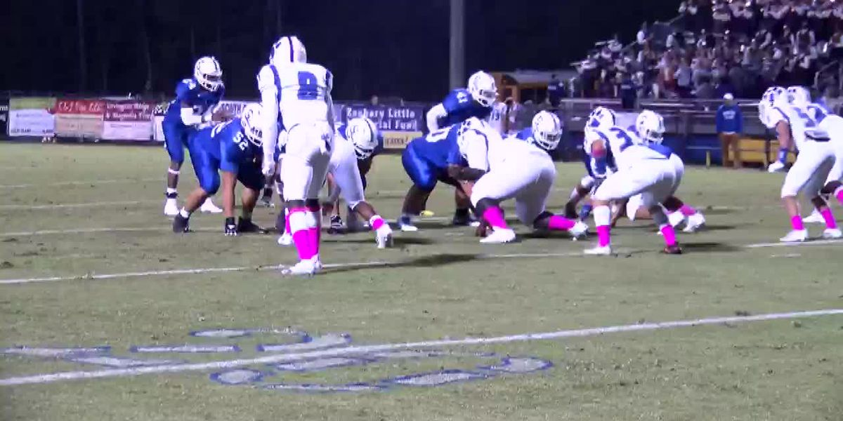 High School Highlights: Stone at Sumrall
