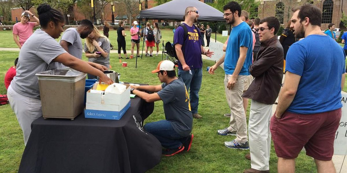 USM finishes annual RecycleMania with Recycle Olympics
