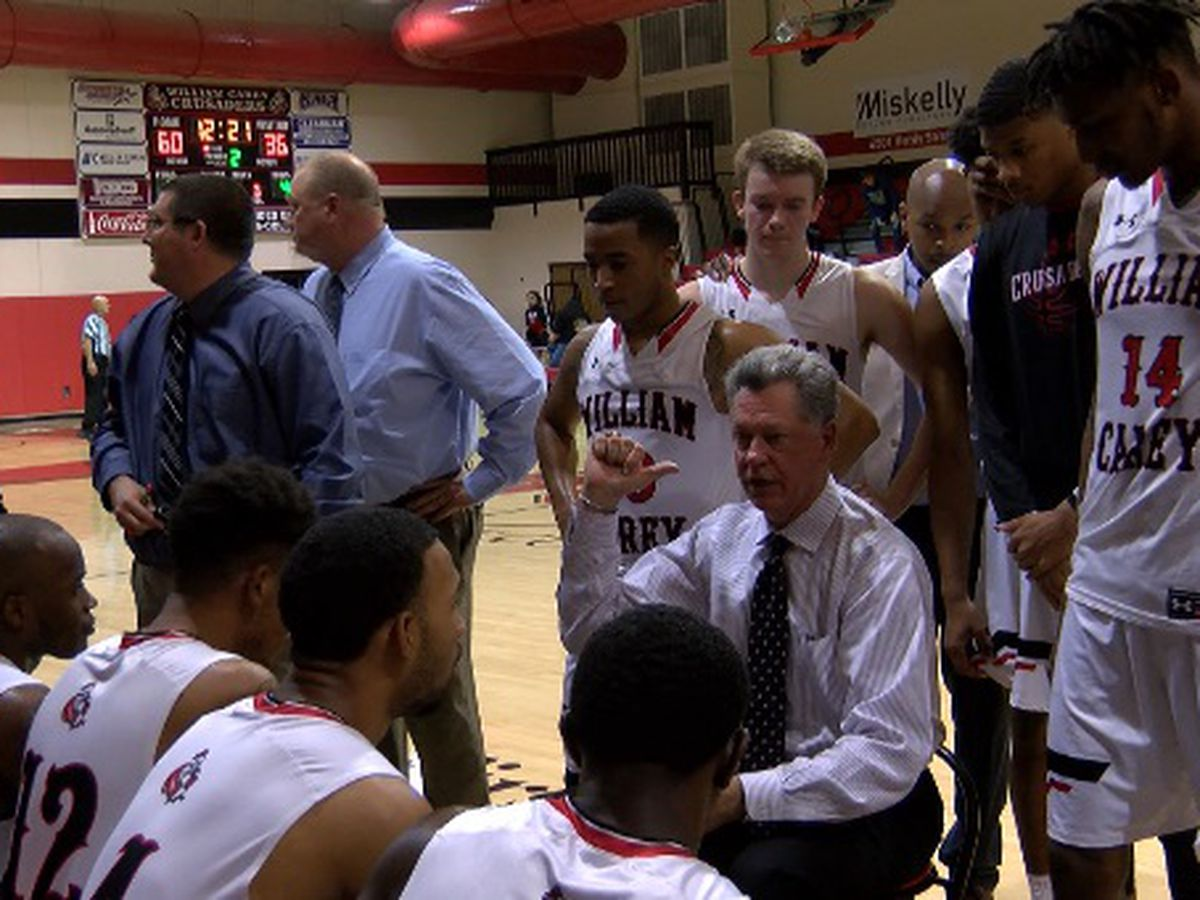 William Carey advances to quarterfinals of NAIA tournament